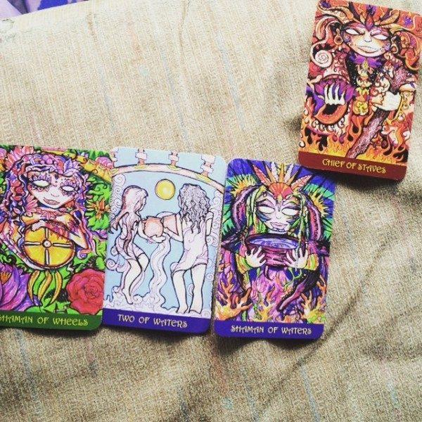 Sacred Bridges Tarot