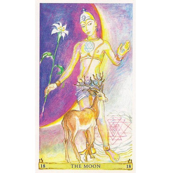 Sacred India Tarot - Premium Edition