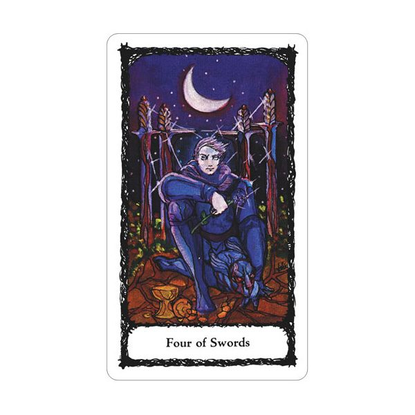 Sacred Rose Tarot