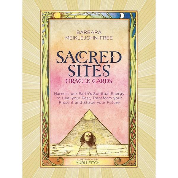 Sacred Sites Oracle