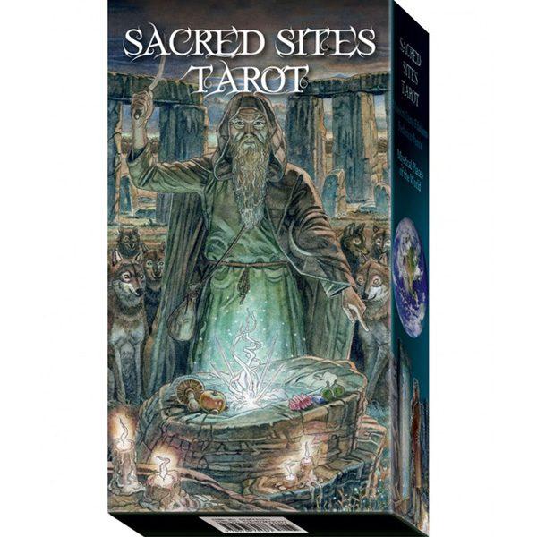 Sacred Sites Tarot