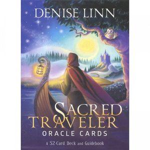Sacred Traveler Oracle