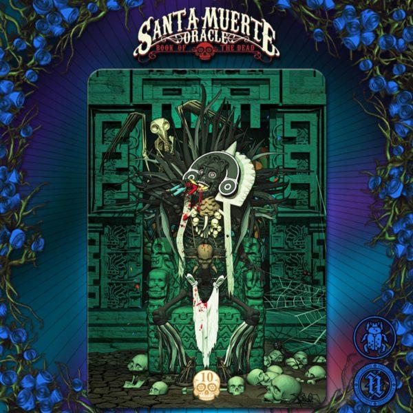 Santa Muerte Oracle