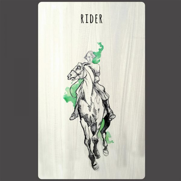 Scrying Ink Lenormand Petite