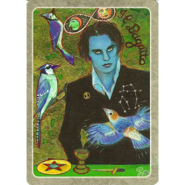 Secret Language of Birds Tarot