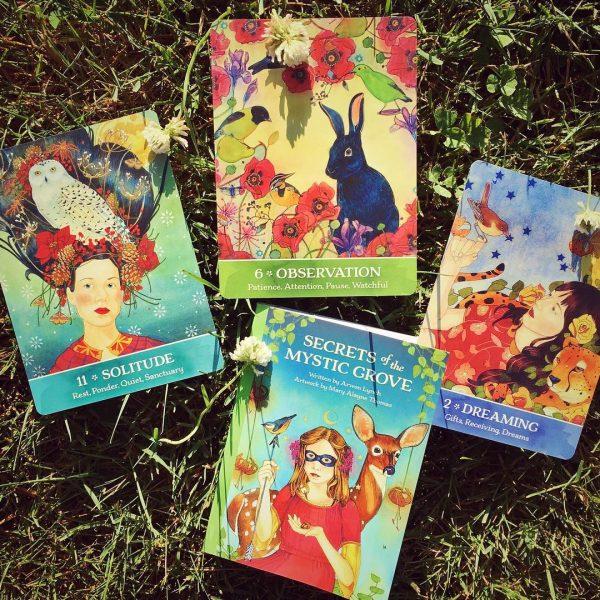 Secrets of the Mystic Grove