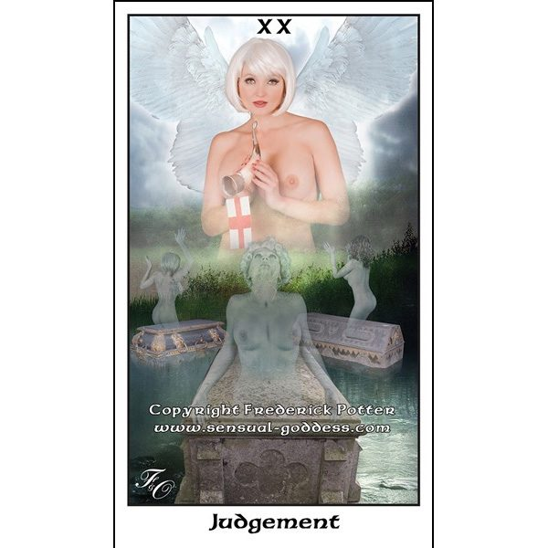 Sensual Goddess Tarot