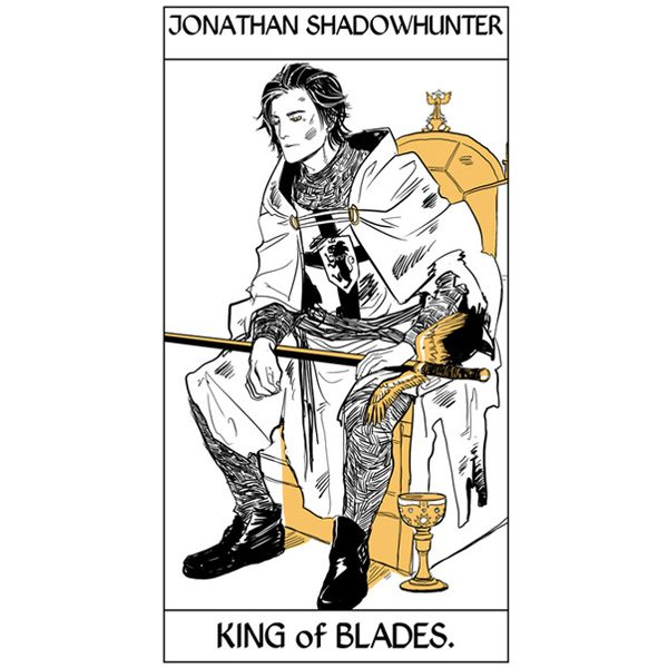 Shadowhunters Tarot