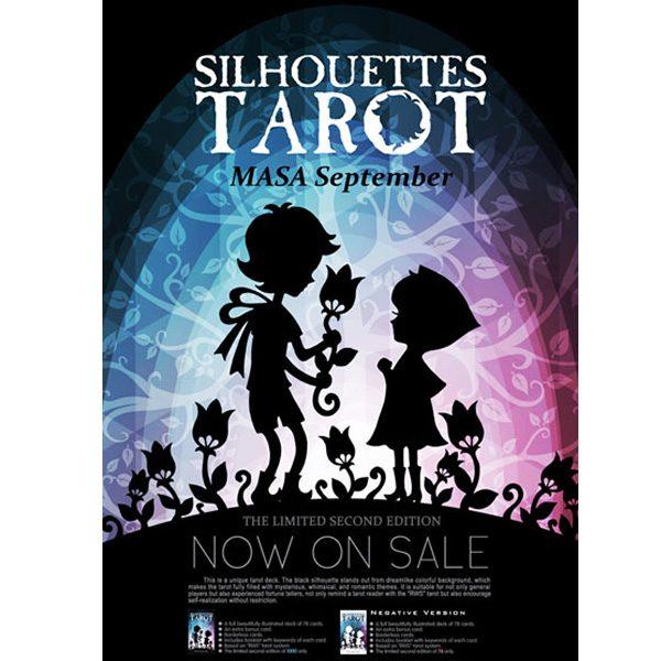 Silhouettes Tarot 1st Edition