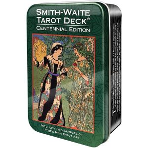 Pamela Colman Smith Commemorative - Tin Edition