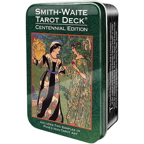 Pamela Colman Smith Commemorative - Tin Edition