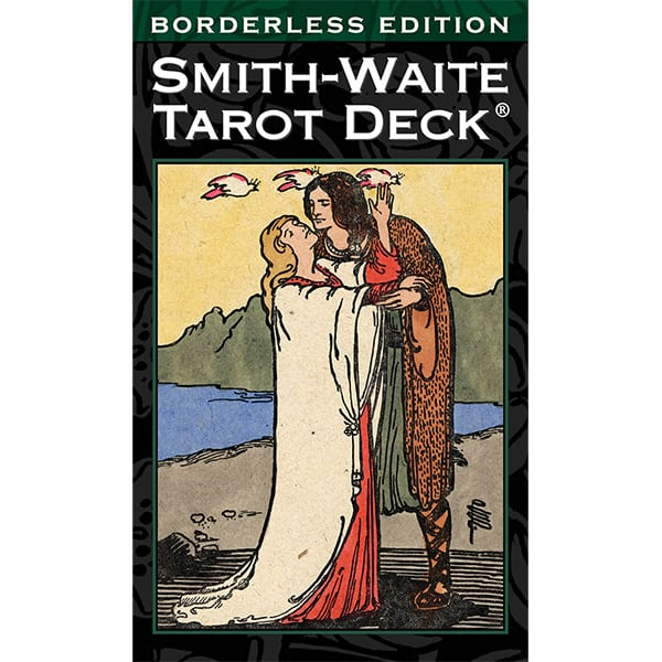 Smith Waite Tarot - Borderless Edition
