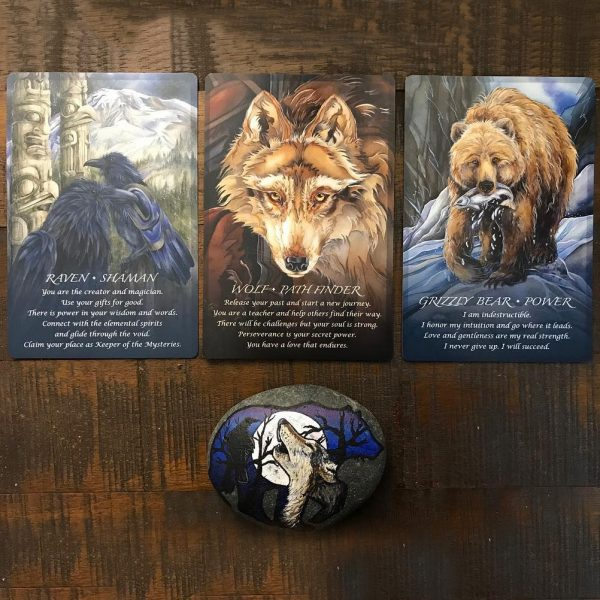 Spirit of The Animals Oracle
