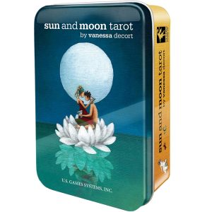 Sun and Moon Tarot - Tin Edition