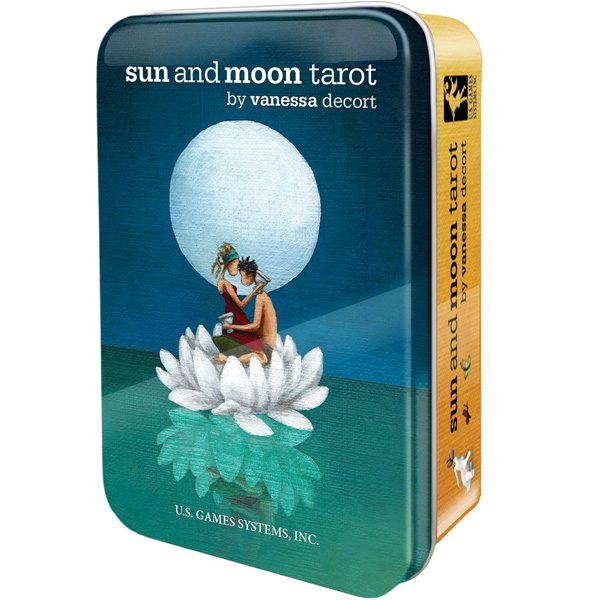 Sun and Moon Tarot - Tin Edition