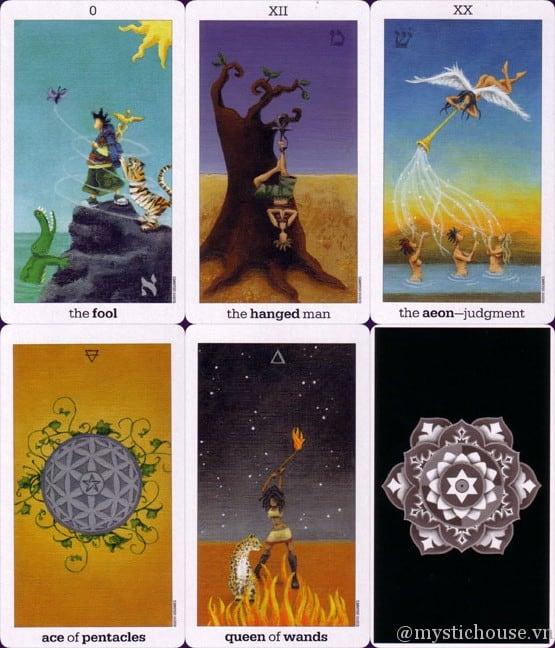 Sun & Moon Tarot 1