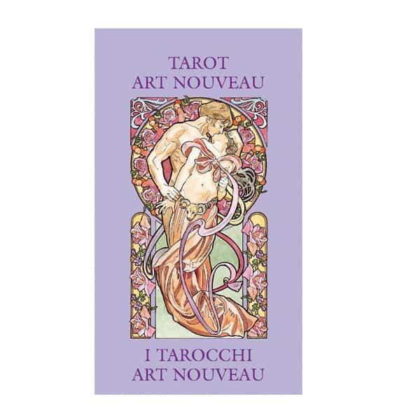 Tarot Art Nouveau - Pocket Edition