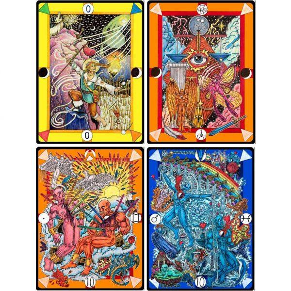 Tarot D - The Didactic Tarot