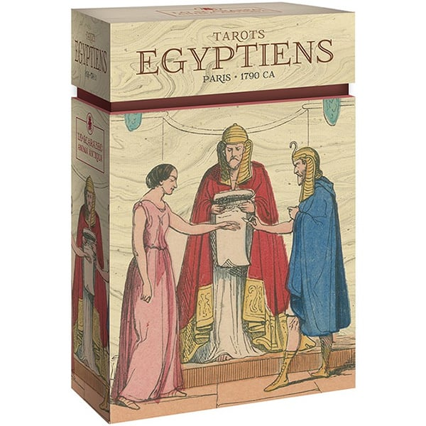 Tarot Egyptiens (Limited Edition)