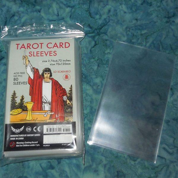 Plastic Bọc Lá Bài Tarot