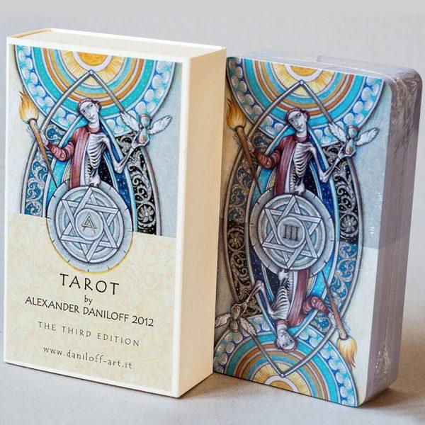 Tarot by Alexander Daniloff 2012