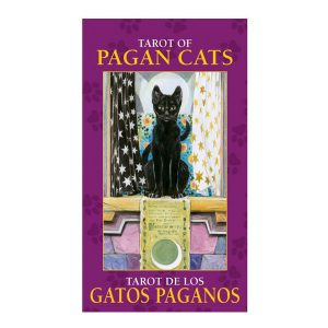 Tarot of Pagan Cats - Pocket Edition