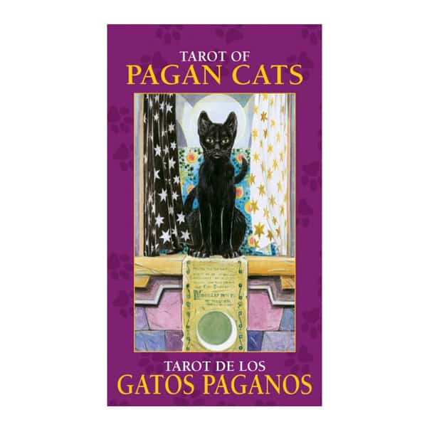 Tarot of Pagan Cats - Pocket Edition