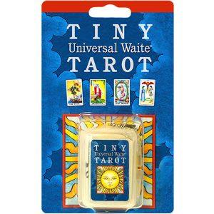 Universal Waite Tarot - Tiny Edition