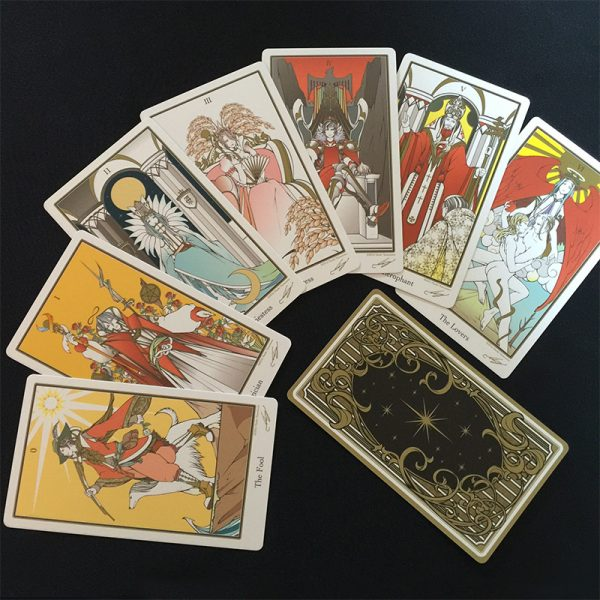 Traditional Tarot