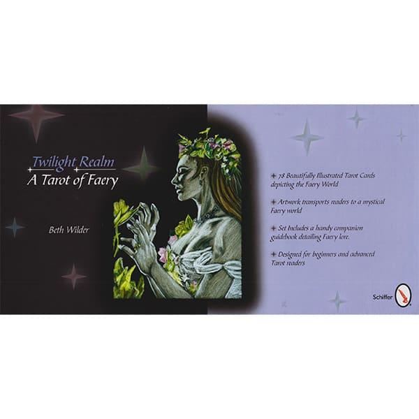 Twilight Realm - A Tarot of Faery
