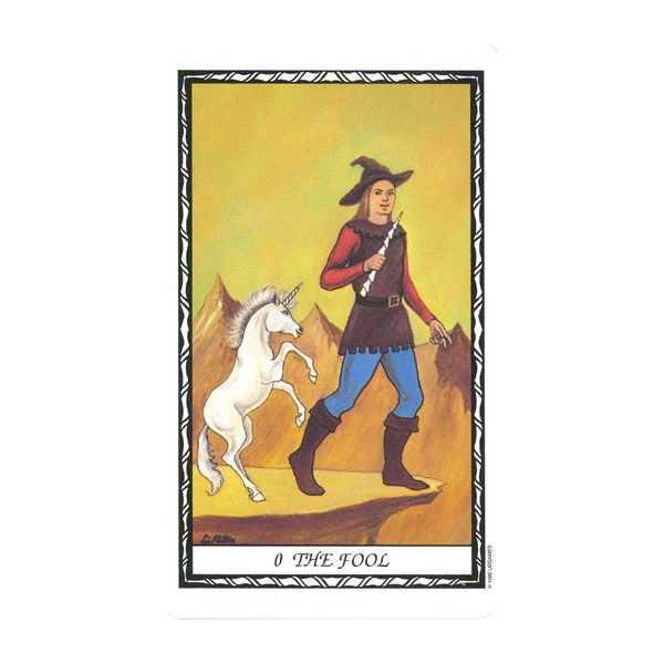 Unicorn Tarot - Bookset Edition
