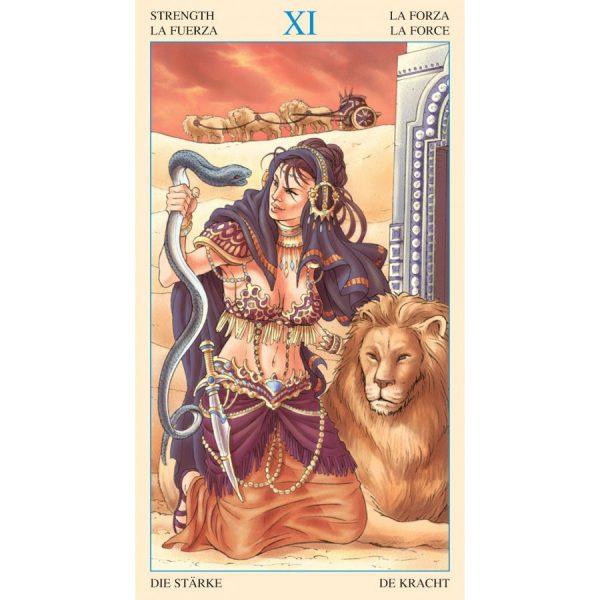 Universal Goddess Tarot