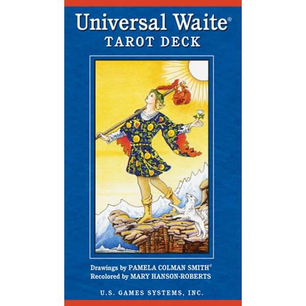 Universal Waite Tarot - Premier Edition