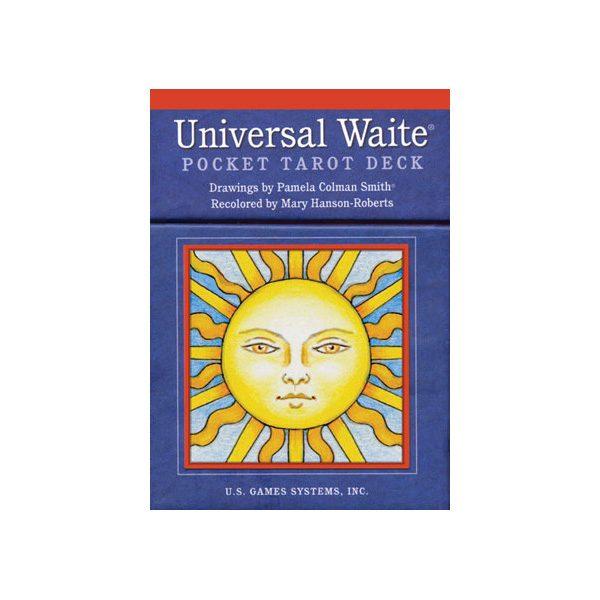 Universal Waite Tarot - Pocket Edition