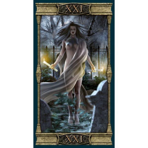Vampires Tarot of the Eternal Night - Bookset Edition