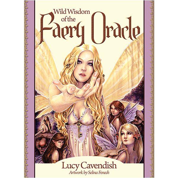 Wild Wisdom of The Faery Oracle