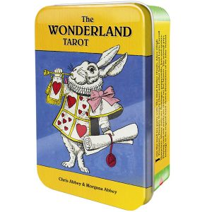 Wonderland Tarot - Tin Edition